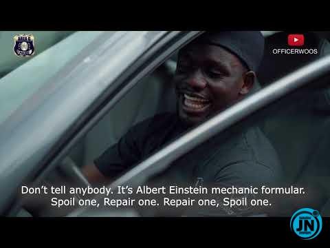 Officer Woos - Mechanic Formular - (The Sales Boy 7)